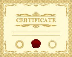 certificate template stock vector copy natali  certificate template is presented on a picture vector by natali123457