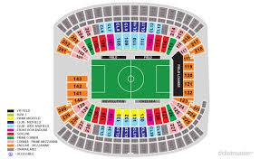 Ne Patriots Seating Chart Gillette Stadium Foxborough Tickets Schedule Seating