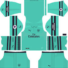 All goalkeeper kits are also included. Arsenal Fc 2019 2020 Kit Logo Dream League Soccer