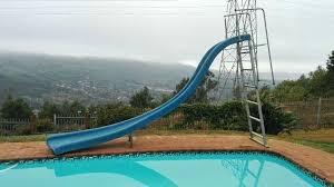 Diy Pool Slide Pool Slide Diy Above Ground Pool Slide marktenneyme