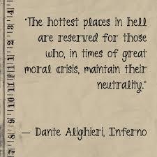 Famous Dante Quotes