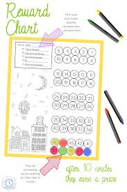 Reward Charts For Kids Save Time Make Time Shop