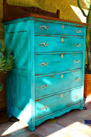 painted vintage furnitureA chalk paint dresser makeover  Jenna Sue Design Blog