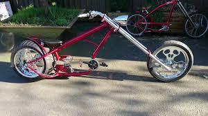 hannan custom ls300 chopper bike youtube