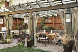 inspiring garden lighting tips. exterior inspiration endearing backyard simple patio ideas with wooden roof pergola cover feat hanging garden lighting inspiring tips