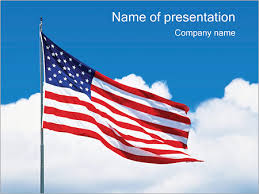American Flag Powerpoint American Flag Powerpoint Template Infographics Slides