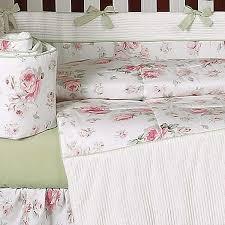 rileys roses crib bedding set by sweet jojo designs 9 piece