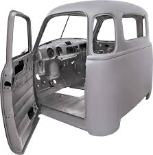 Classic Truck Cab 1952-1954 Chevrolet Pickup Truck Cab