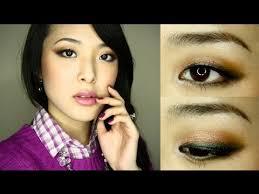 everyday monolid makeup tutorial
