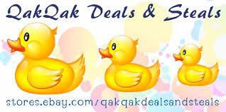qakqak deals and steals