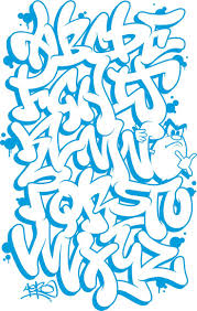 Graffiti Font Styles Gallery Graffiti Fonts Drawings Art Gallery