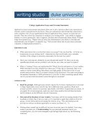 Nyu Application Essay Examples College Stern Supplement