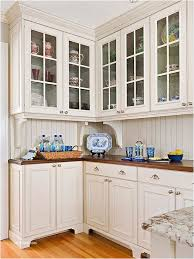 cottage kitchen design. Personable Cottage Kitchen Design Ideas Glass Front Cabinets Gallery