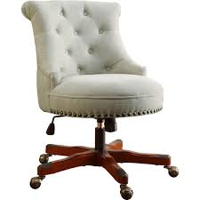 white computer chair office stool chair desk chair without wheels executive desk chairs fabric swivel chairs