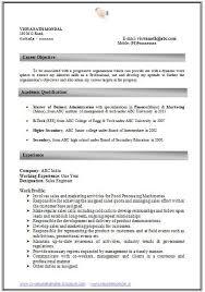 ↶ 40 Mba Resume Sample Pdf Gorgeous Mba Finance Fresher Resume Format