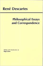 com philosophical essays and correspondence descartes  philosophical essays and correspondence descartes hackett publishing co 0th edition