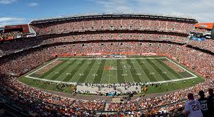 Cleveland Browns Stadium Seating Chart View Firstenergy Stadium Home Of The Cleveland Browns
