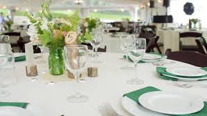 Reception Table Set Up A Rustic Wedding Reception Dinner Stock Footage Video 100 Royalty Free 1017428410 Shutterstock