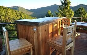 diy outdoor bar patio bar plans diy outdoor bar stool plans