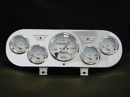 nova 1962 65 fast lane west dash panels gauge wiring harness 62 65 chevy nova dash insert w 1601 autometer gauges