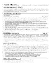 resume objectives for warehouse workers 25052017 sample resume production worker