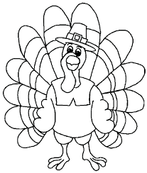 Thanksgiving Coloring Pages Easy Homelandsecuritynews