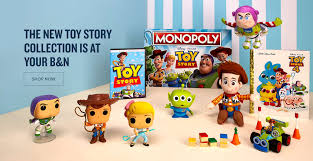 to infinity and your b n for the best toy story books