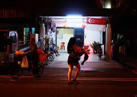 Singapore Red Light District Photo Seedy Ish Singapore Geylang