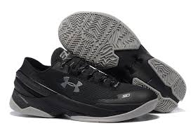under armour basketball shoes low. cheap men\\u0027s under armour ua stephen curry two low basketball shoes black silver for