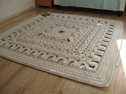 Best 25 Crochet carpet ideas on Pinterest