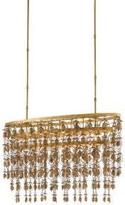 chuckanut lighting. Currey And Company - 9000-0258 Seven Light Chandelier New Gold Leaf Chuckanut Lighting E