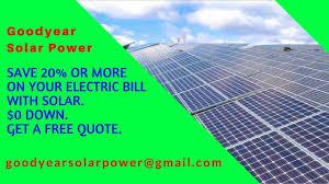 Best Solar Installation Companies In Goodyear AZ- Solar Panels Goodyear  Arizona