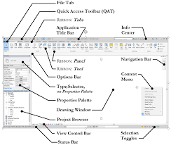 BIM Chapters A look back at the Revit User Interface