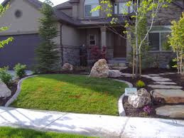 Comfy Following Leed Brytan Has Incorporated Front Yardlandscape Design Front  Yard Landscape ...