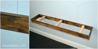rustic floating wall shelves how to install rustic modern floating shelves rustic wooden floating wall shelves