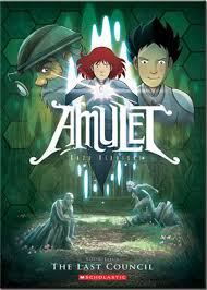 amulet book 4 the last council