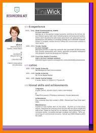 professional brick red resume templates free free resume format