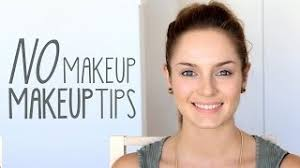 no makeup makeup with chloe morello