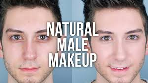 undetectable natural foundation makeup for men
