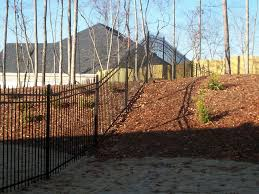 Residential Decorative Metal Fencing Advanced Fencing Solutions