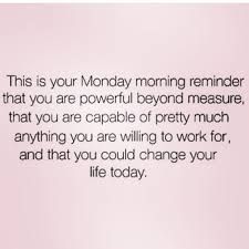 Never Miss A Monday Quotes POPSUGAR Fitness Simple Monday Quotes
