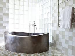 stainless steel bathtub stainless steel elliptical soaking bath by diamond spas stainless steel bathtub reviews