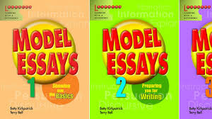 model essays by betty kirkpatrick terry bell on eltbooks % off  model essays