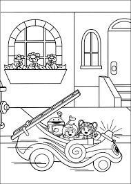 Free Printable Team Umizoomi Coloring Pages For Kids Team