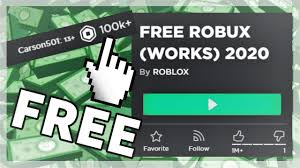 """Every """"How to Get FREE ROBLOX ROBUX 2021"""" Ever 