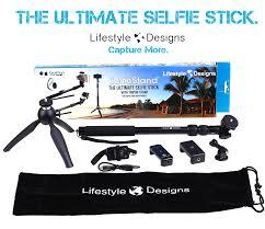 Lifestyle Designs Selfie Stick The Selfiestand