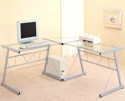 office desk top covers office desk top covers beautiful l shaped glass desk office making cover