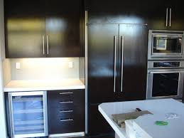 contemporary cabinet doors. Contemporary Cabinet Doors With Oversized Pulls
