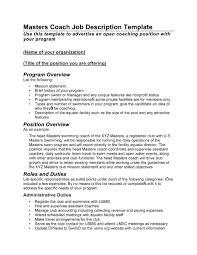 Administrative Assistant Job Description Resume template Job Description Template Administrative Assistant 51