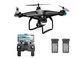 <b>Holy Stone</b> - <b>HS120D</b> Wi-Fi FPV Drone with 1080P Camera and ...